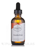 Sinusitis Drops 2 oz (60 ml)