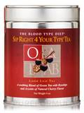 Sip Right 4 Your Type Tea, Blood Type O (loose leaf) - 4 oz