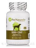 Skin and Coat Support for Dogs 60 Chicken Flavored Chewable Tablets