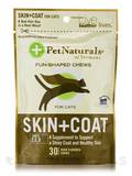 Skin and Coats for Cats - 30 Duck Flavored Chews