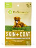 Skin + Coat Chews for All Dogs - 30 Chews (2.12 oz / 60 Grams)