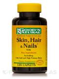 Skin, Hair & Nails Formula 120 Caplets