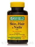 Skin, Hair & Nails Formula - 120 Caplets