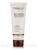 Skin-Renewing Facial Scrub with Garnet and Sea Clay - 4 oz (113 Grams)