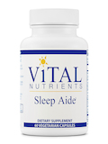 Sleep Aide - 60 Vegetarian Capsules