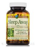 Sleep Away All Natural Sleep Aid 90 Vegetarian Capsules