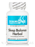 Sleep Balance Herbal - 60 Vegetarian Capsules