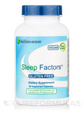 Sleep Factors 60 Veggie Capsules