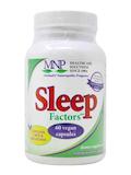 Sleep Factors™ - 60 Vegan Capsules