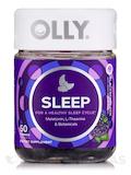 Sleep Gummies, Blackberry Zen - 50 Gummies
