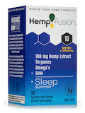 Sleep Hemp Extract - 30 Vegetarian Liquid Capsules