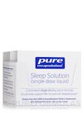 Sleep Solution (single dose liquid) - 6 - 1.96 fl. oz / 58 ml Bottles