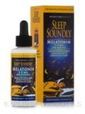 Sleep Soundly Melatonin Liquid 2 fl. oz (59.1 ml)
