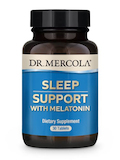 Sleep Support with Melatonin - 30 Tablets