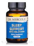 Sleep Support with Melatonin - 30 Tablets