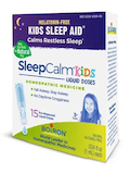 SleepCalm™ Kids Liquid Doses - 15 Doses (0.034 fl. oz / 1 ml each)