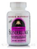 Slenderluma 500 mg 60 Vegetarian Capsules