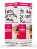 Herbal Slimming Tea, Cranraspberry - 24 Tea Bags
