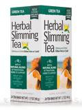 Herbal Slimming Tea, Green Tea - 24 Tea Bags