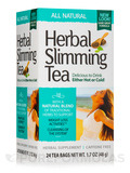 Herbal Slimming Tea, Natural - 24 Tea Bags