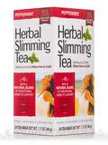 Slimming Tea Peppermint 24 Tea Bags