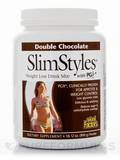 SlimStyles® Double Chocolate Powder 28 oz (800 Grams)