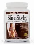 SlimStyles® Double Chocolate Powder - 1 lb 12 oz (800 Grams)