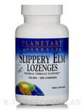 Slippery Elm Lozenges Strawberry 150 mg - 200 Count