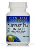 Slippery Elm Lozenges Tangerine 150 mg 100 Count