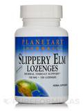 Slippery Elm Lozenges Unflavored 150 mg 100 Count