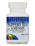 Slippery Elm Lozenges Unflavored 150 mg - 24 Count