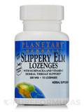 Slippery Elm Lozenges with Echinacea & Vitamin C Tangerine Flavor 200 mg - 10 Count
