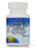 Slippery Elm Lozenges with Echinacea & Vitamin C Tangerine Flavor 200 mg - 10 Count