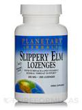 Slippery Elm Lozenges with Echinacea & Vitamin C Tangerine Flavor 200 mg 200 Count
