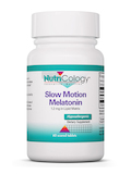 Slow Motion Melatonin - 60 Tablets