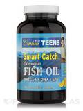 Smart Catch Fish Oil for Teens 180 Soft Gels