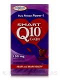 Smart Q10 CoQ10 100 mg Chocolate Flavor 30 Chewable Tablets