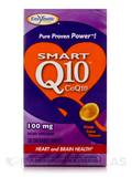 Smart Q10 CoQ10 100 mg Orange Creme Flavor 30 Chewable Tablets
