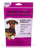 SmartyPaws® Five-In-One Wellness Puppy Formula (Small Breed), Peanut Butter Flavor - 60 Soft Chews