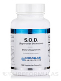 S.O.D. (Superoxide Dismutase) - 100 Capsules