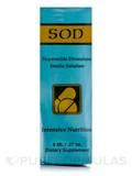 SOD Drops (Superoxide Dismutase Sterile Solution) 0.27 oz (8 ml)