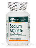 Sodium Alginate - 60 Vegetarian Capsules