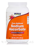 Sodium Ascorbate Powder (Pure, Buffered) - 3 lbs (1361 Grams)