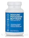 Sodium/Potassium Butyrate - 100 Capsules