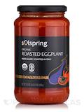 Solspring™ Biodynamic® Organic Roasted Eggplant Italian Pasta Sauce - 19.7 oz (560 Grams)