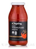 Solspring™ Biodynamic® Organic Tomato Puree - 18 oz (510 Grams)