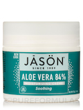Soothing 84% Aloe Vera Cream 4 oz (113 Grams)