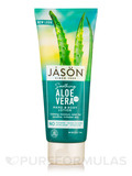 Soothing 84% Aloe Vera Hand & Body Lotion - 8 oz (227 Grams)
