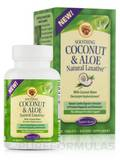 Soothing Coconut & Aloe Natural Laxative 60 Tablets