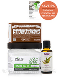 Soothing Eucalyptus Bath & Body Collection - Save 5% on a bundle